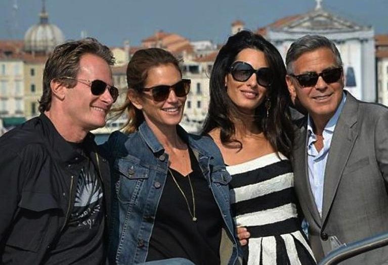 Walter Veltroni sposa Amal e George a Venezia ma lunedì la firma sui registri di Ca' Farsetti