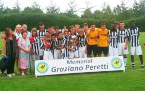 La Juve (Giovanissimi) vince il Memorial Peretti in Vallata del Chiampo