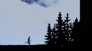 l'immagine di un clip di videoarte