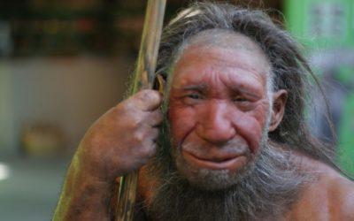 L'arte astratta inventata dall'uomo di Neanderthal