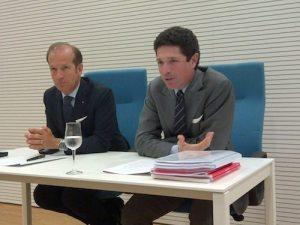 Corrado Facco e Matteo Marzotto