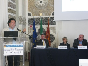 Da sinistra: Polci, Andreoli, De Grogorio e Stival.