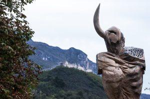 Il Guerriero contro la Valdastico Nord viene posto in Trentino a Besenello