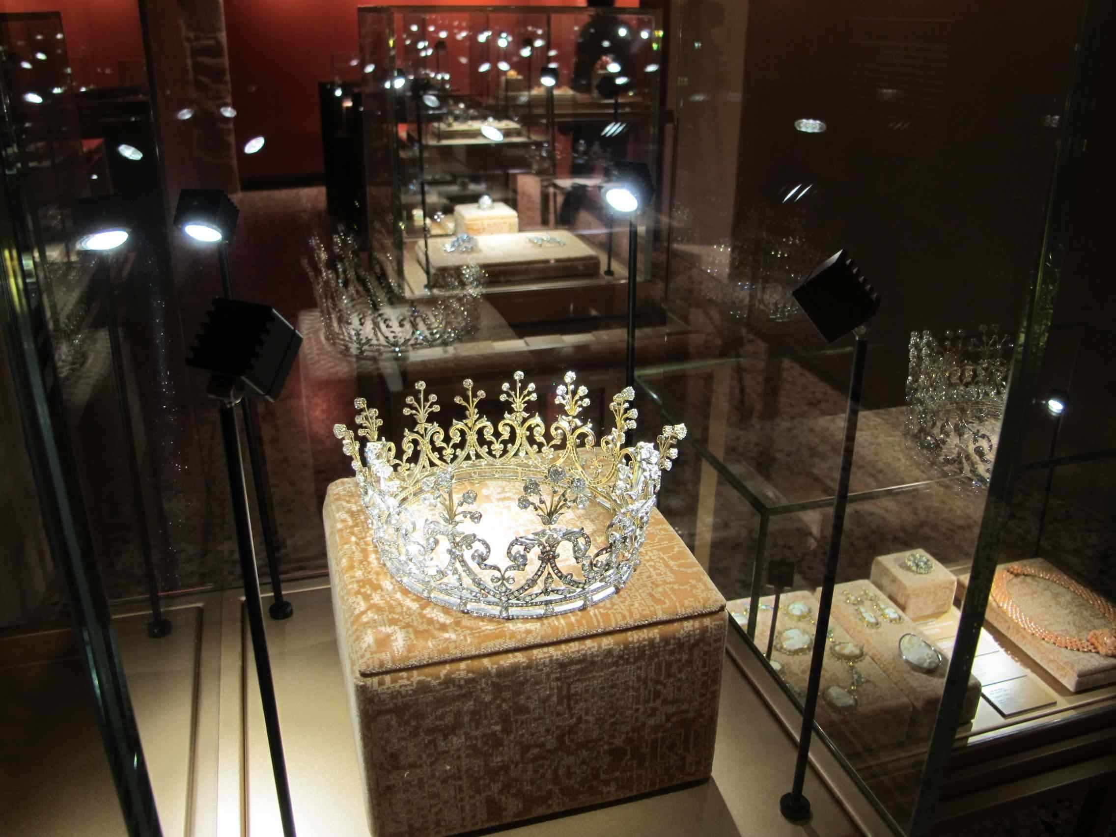 in basilica palladiana il museo del gioiello grazie alla