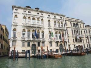 Palazzo Ferro-Fini sul Canal Grande, sede del Consiglio regionale del Veneto