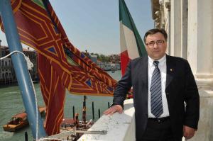 Clodovaldo Ruffato, presidente del Consiglio regionale del Veneto dal 2010.