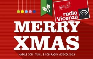 Radio Vicenza fa gli auguri a suo modo agli ascoltatori fedeli!