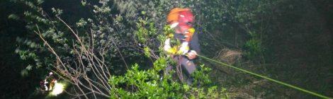 Recuperati nella notte escursionisti bloccati in valle a Cismon del Grappa