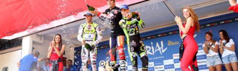In Valchiampo a Toni Bou basta una gara della due giorni mondiale per conquistare il titolo del Trial GP