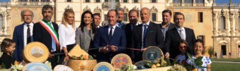 Caseus Veneti a Villa Contarini di Piazzola sul Brenta con 400 tipi di formaggio diversi