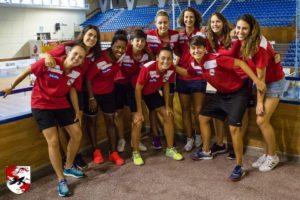 Basket donne, serie A2: la Velcofin (As Vicenza) 2016-17
