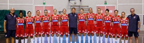 Nel basket femminile Vicenza batte Udine nel primo test stagionale