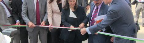 Inaugurato da Novamont lo stabilimento Mater-Biotech a Bottrighe di Rovigo