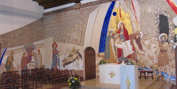 Chiude l'Anno Santo della Misericordia anche a Monte Berico, a Scaldaferro e a Chiampo!