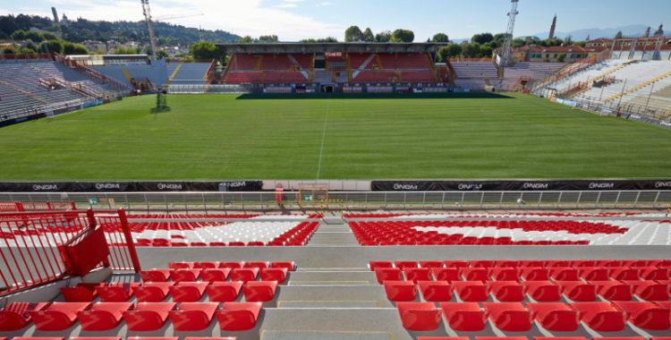 30 nuovi posti per carrozzine allo stadio di Vicenza Romeo Menti