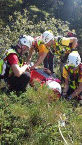 soccorso alpino Cnsas Veneto