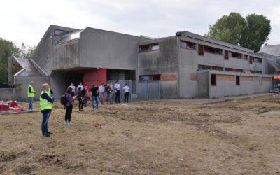 Lotta al degrado, giù una scuola di Marghera per nuovi uffici della Questura di Venezia