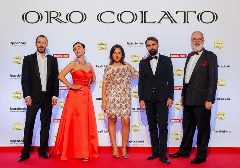 """Banca e Vicenza Calcio in """"Oro colato"""" della Piccionaia per i Classici dell'Olimpico"""