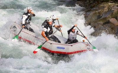 A Valstagna il XXXI Campionato Italiano Rafting: 6 e 7 ottobre le gare sul Brenta