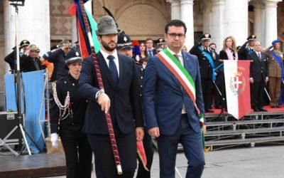 Liberazione: a Vicenza orazione di Alba Lazzaretto dell'Ist. storico della Resistenza