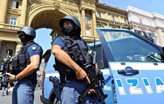 25 luglio: protesta dei poliziotti a Roma per le mancate promesse del governo in materia di sicurezza
