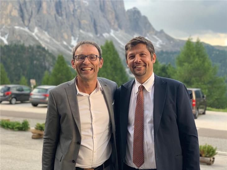 Accordo TAA e Veneto per contenere il traffico veicolare sulle Dolomiti