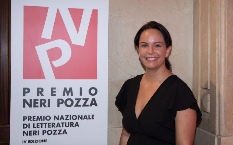 """Ilaria Rossetti vince il """" Premio Neri Pozza giovani"""""""