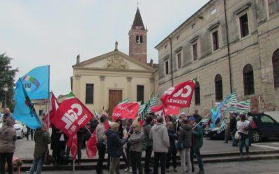 Allarme Coronavirus nelle case di riposo: primo caso a Vicenza e i sindacati si mobilitano