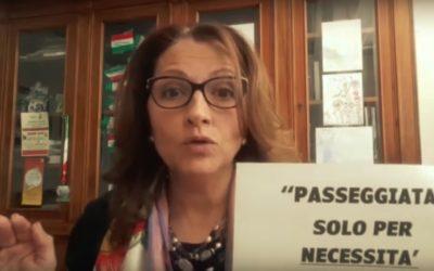 """""""Morirete depilate"""" ma col Coronavirus: la Sindaco di Rossano Veneto si sfoga! [VIDEO]"""