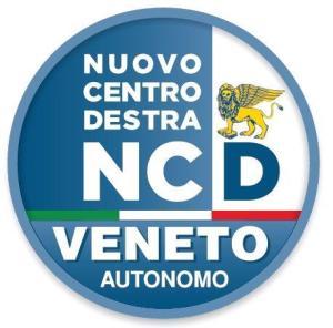 Nuovo simbolo del Nuovo Centro Destra Veneto Autonomo