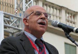 Emilio Viafora, già segretario generale della Cgil del Veneto e ora alla guida della Filcams regionale del Veneto