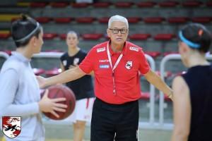 Il grandissimo coach Aldo Corno