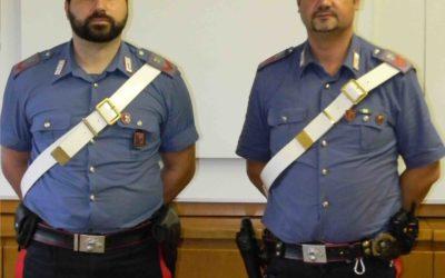 I Carabinieri di Bassano del Grappa fermano un uomo e sequestrano cocaina