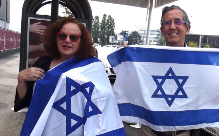 A VicenzaOro non solo pro Palestina, anche pro Israele