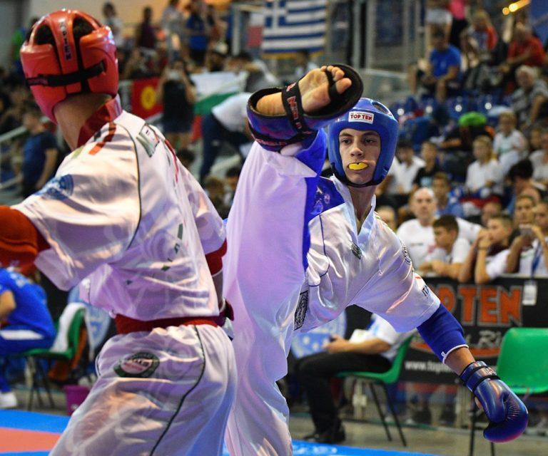 WAKO, a Jesolo 58 medaglie mondiali per gli azzurri