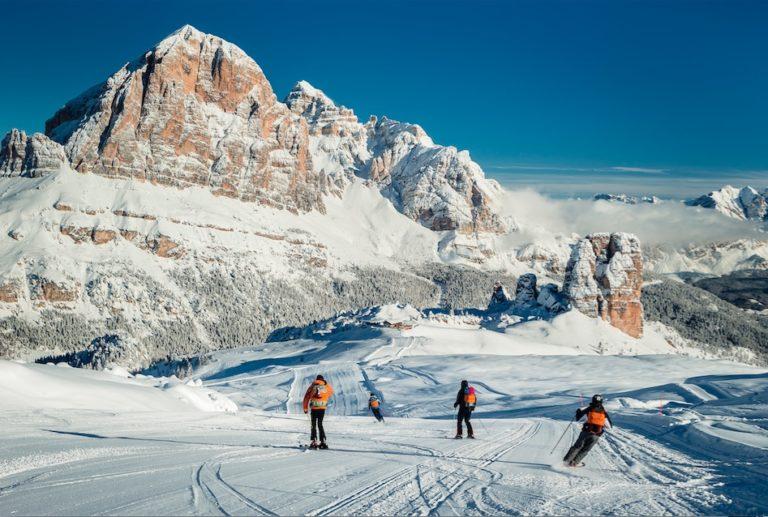A Cortina la stagione dello sci al via il 30 novembre 2018 col fashion weekend