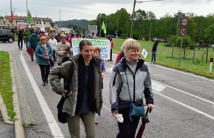Cunial e Benedetti denunciano aumento uso pesticidi in Veneto