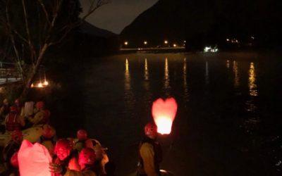 San Lorenzo 2019 da record per il rafting in notturna sul Brenta