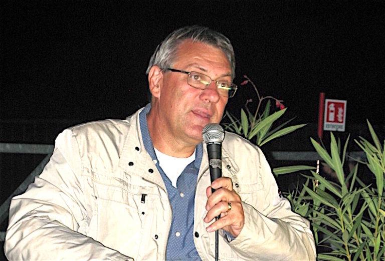 Maurizio Landini (CGIL) il 3 settembre a Marostica e a Vicenza