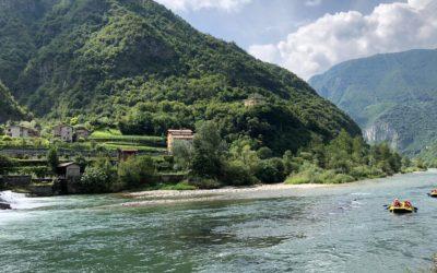 Due ricorsi contro la centrale idroelettrica di pian dei Zocchi sul Brenta [VIDEO]