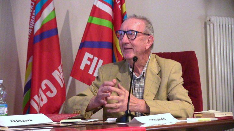 Andrea Cestonaro a 80 anni si laurea in scienze politiche