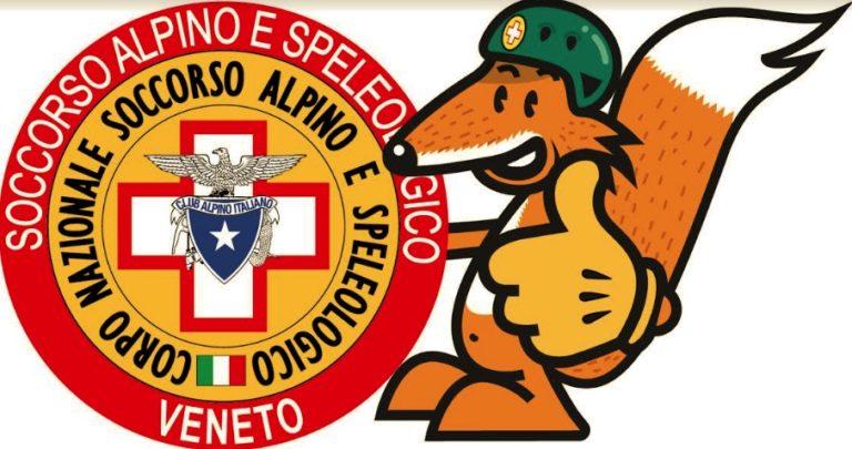 La mascotte del Soccorso alpino del Veneto: si cerca il nome