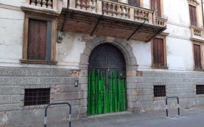 """La StreetArt a Vicenza """"denuncia"""" l'abbandono grazie a Freaks of Nature"""
