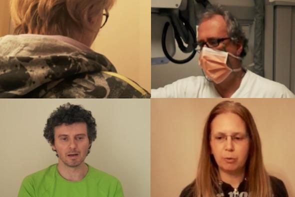 """Emergenza Coronavirus: la Cgil Vicenza fa un appello: """"difendiamo chi ci cura!"""" [VIDEO]"""