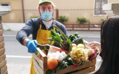 Coronavirus, dai Coldiretti 5mila consegne al giorno di frutta e verdura a casa dei Veneti
