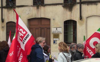 """Coronavirus e Case di Riposo e IPAB, Cgil Cisl Uil Vicenza chiedono """"tavolo di crisi Covid19"""""""