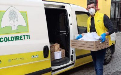 In Veneto boom della spesa dal contadino che te la porta a casa