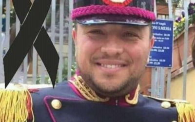 Assoarma di Vicenza ricorda l'agente Pasquale Apicella morto a Napoli