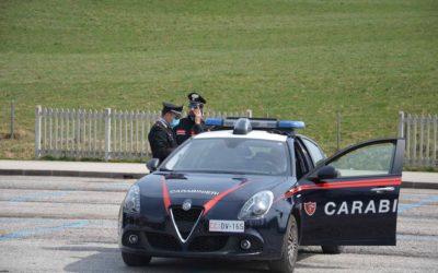 Beccati con maria, ero e coca in auto a Thiene durante l'emergenza Covid-19