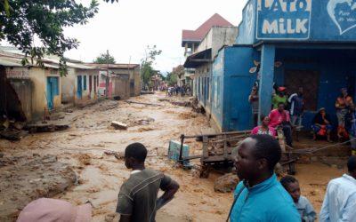 Il disastro climatico mondiale provoca una catastrofe umanitaria in Congo per 15 milioni di persone